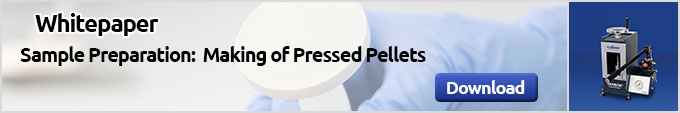 White Paper Pressed Pellets