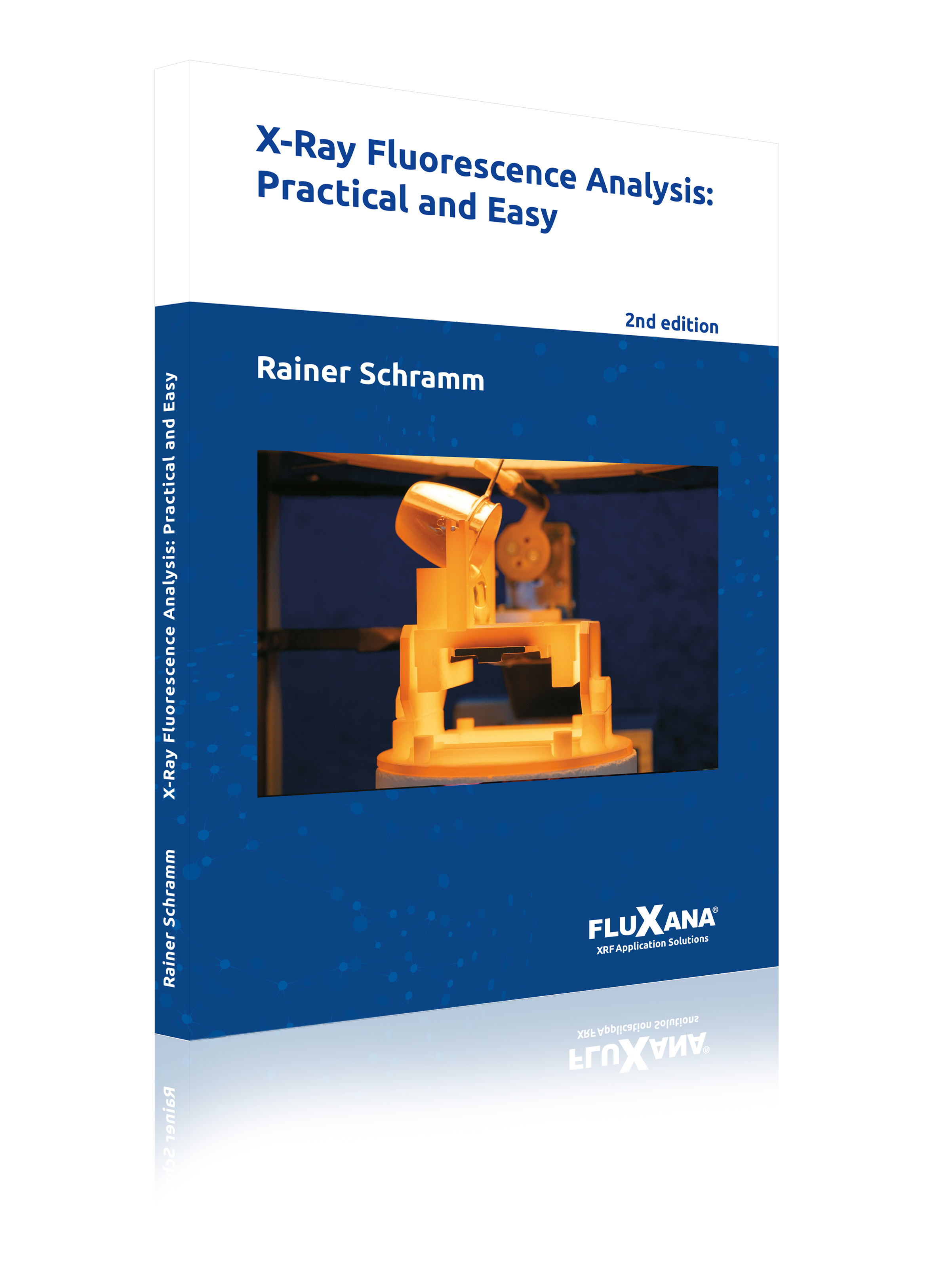 Book X-ray Fluorescence Analysis Practical and Easy