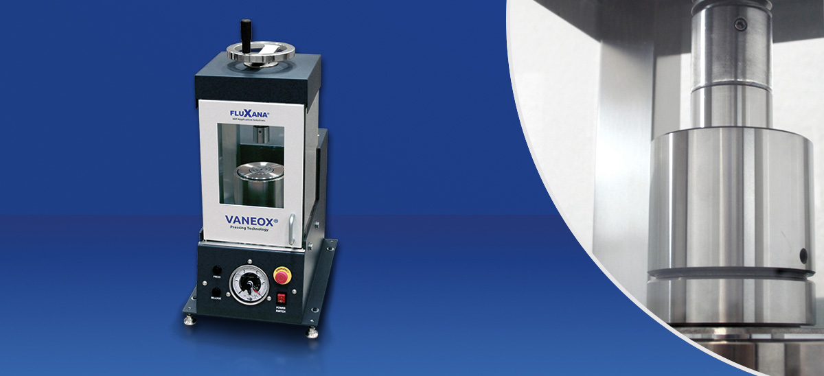VANEOX® 25t Electric Press