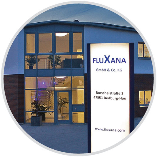 FLUXANA Main Location